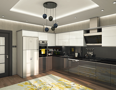 Interior Design - Kitchen