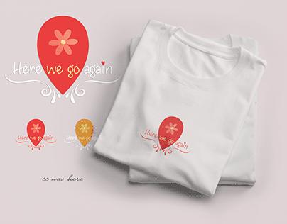 T-shirt design hw