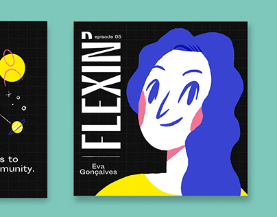 Flexin' - Podcast and Digital Book