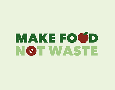 Make Food, Not Waste