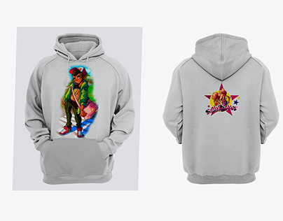 hoodie and t shirt design