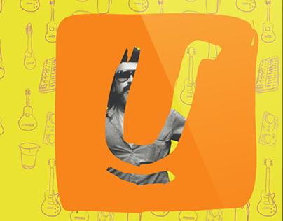 Identidad visual, plataforma UnCanto