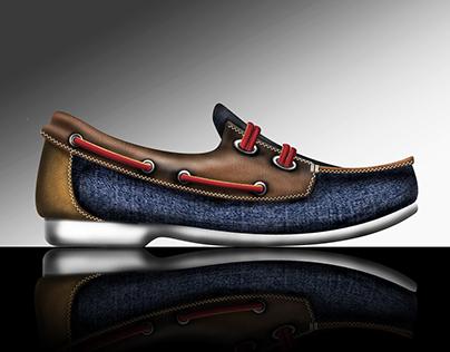 Boat Shoe Rendering