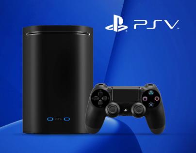 Sony PlayStation V (concept)