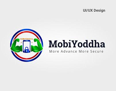 MobiYoddha Mobile App UI/UX Design