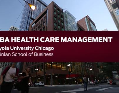 Marketing video - Loyola University Chicago