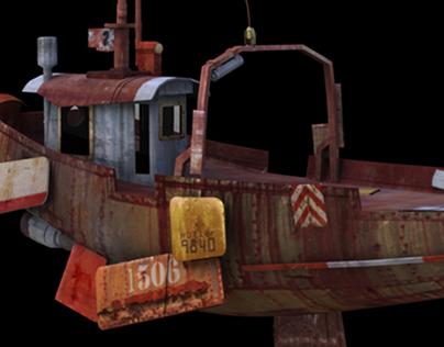 Remora Sky Barge