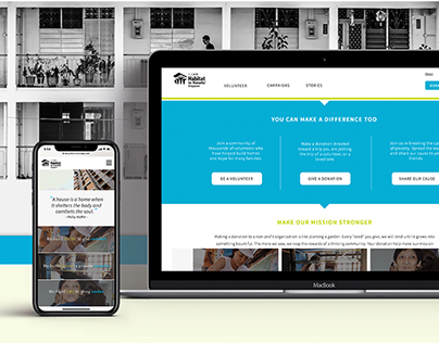 Website Information Architecture – Habitat for Humanity