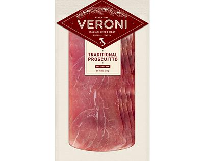 Veroni Logo Redesign