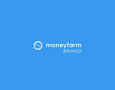 Moneyfarm: Brand