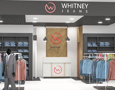 Магазин одежды Whitney Jeans в тц Миля