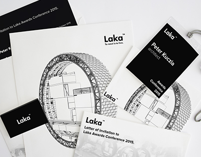 Laka™ architecture that reacts.