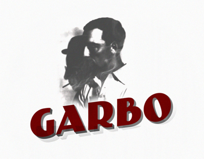 Garbo, The man who saved the world. Presskit