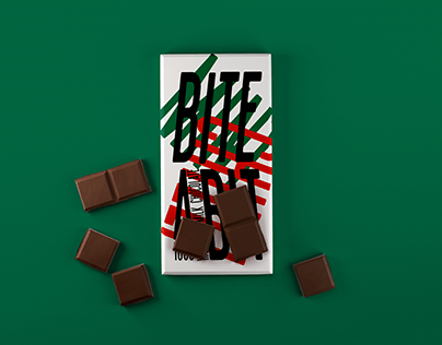 🍫 Chocolate packaging concept