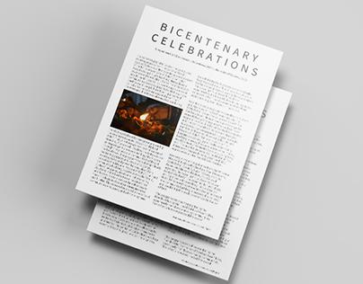 Bicentenary Celebrations in Gujarat