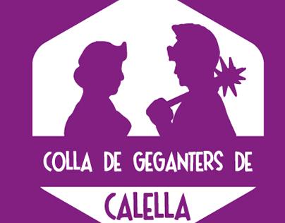 Logo Contest Winner Colla Geganters Calella