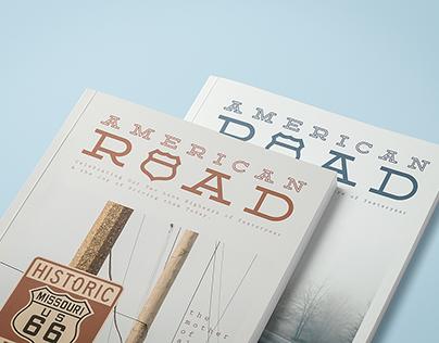 American Road Magazine: Redesign