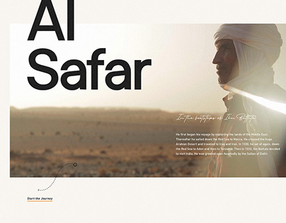 Al Safar - In The Footsteps Of Ibn Battuta