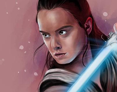 Rey x Star Wars