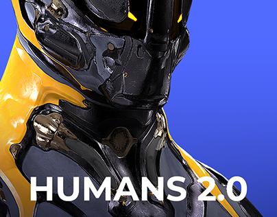 HUMANS 2.0 // Meta Body - Host Models Gen 4