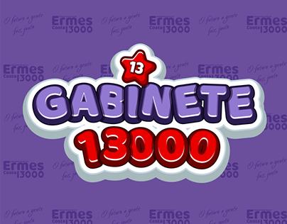 Advergame: Gabinete 13000