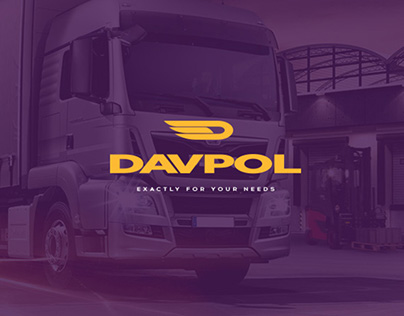 DAVPOL - CI / logo design