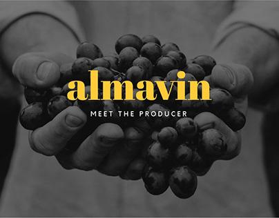 Almavin, Wine oriented Ecommerce
