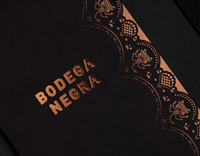 La Bodegra Negra | Branding