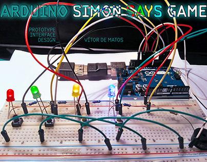 Arduino Simon Says Memory Game