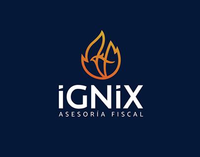Ignix - Branding/ Diseño IU UX