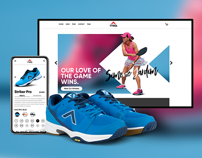 Tyrol Shoes Branding & E-Commerce Design & Development