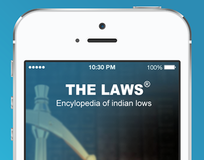 Mobile App: The Laws