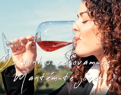 Concept & Copywriting - Vercoope, Vinho Verde