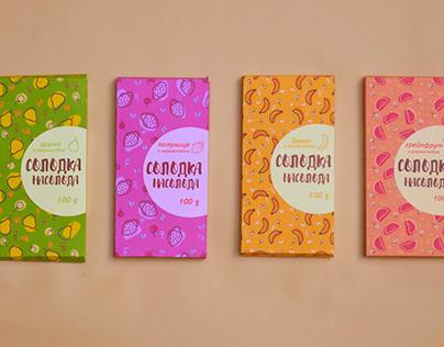 .Chocolate Packing.