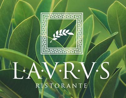 LAURUS Restaurant Branding