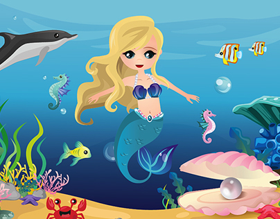 Illustrations for kids party themes