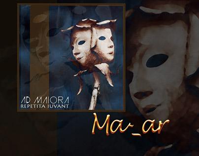Artwork CD - Ad Maiora
