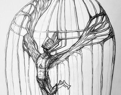 Prisoner of freedom