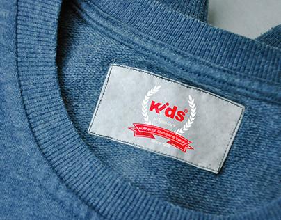 Kids Label