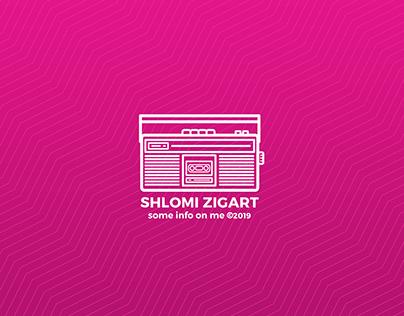 Shlomi Zigart /// CV