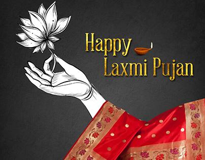 Laxmi Pujan, Diwali