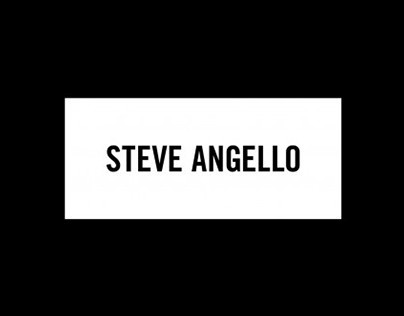 Steve Angello Branding
