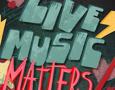 Adobe x Keith Haring: Live Music Matters