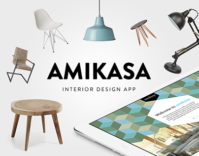 Amikasa - 3D Room Designer