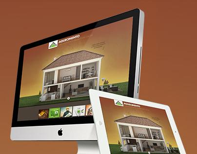 Leroy Merlin - Heating Website (2013)