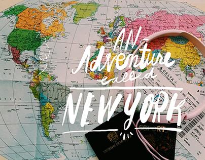 An adventure called New York