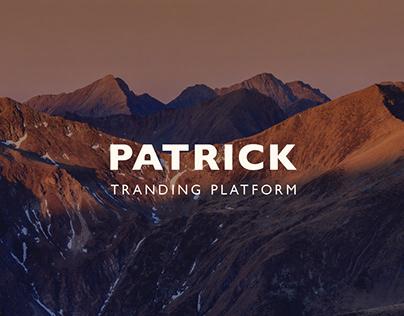 PATRICK - Trading Platform