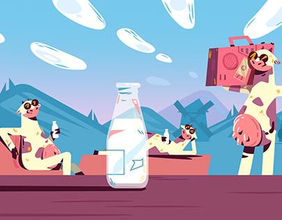 pegah milk