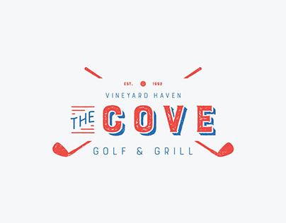 The Cove Branding