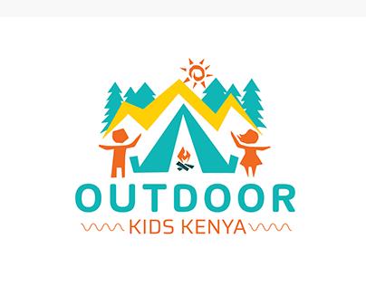 Logo Design in Kenya for Outdoor Kids Kenya